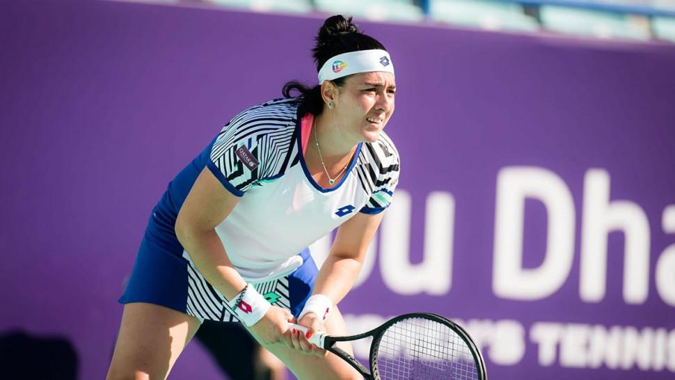 أنس جابر تتأهل الى ثمن نهائي دورة مدريد المفتوحة