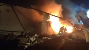 الكيان الصهيوني ينفّذ هجوما صاروخيا على سوريا