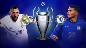 تشلسي و ريال مدريد وجها لوجه من أجل البطاقة الثانية المؤهلة لنهائي دوري أبطال أوروبا