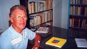 دار الكتب الوطنية تكرم الراحل جان فونتان بتنظيم معرض خاص بمؤلفاته