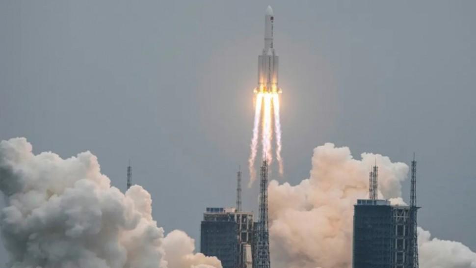 مركز الفلك الدولي : معظم الدول العربية خارج نطاق خطر  الصاروخ الصيني