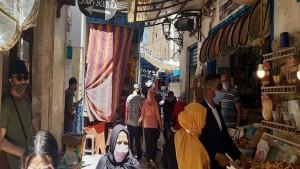 سوسة: تجار عدد من الأسواق ينتصبون و يفتحون محلاتهم للعموم