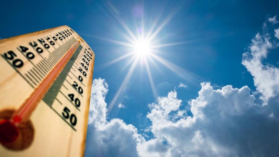 حالة الطقس : أجواء مستقرة تتخللها بعض السحب مع تراجع طفيف للحرارة
