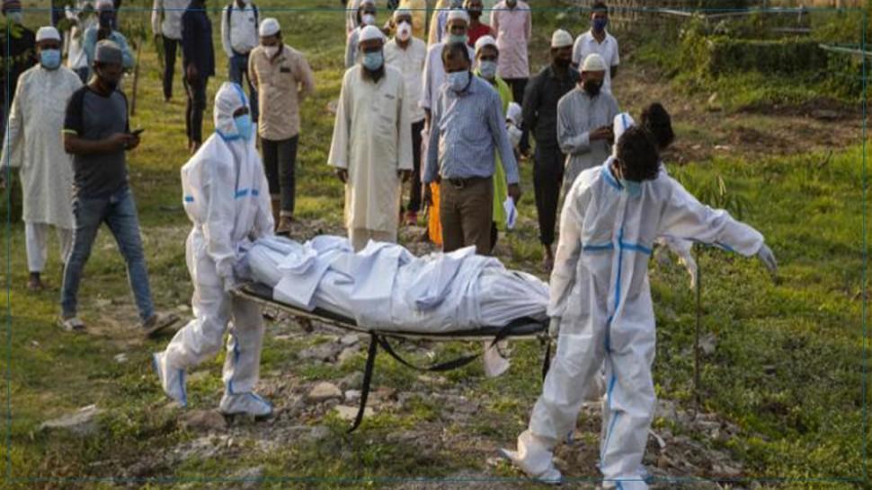 اصابات ،وفيات ،كورونا ، هند