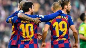 برشلونة: ثورة التغيير ستشمل 14 لاعبا