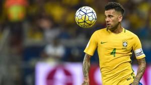 داني الفيس يعود الى المنتخب البرازيلي