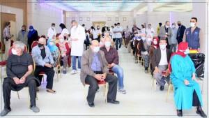 بعد مركز تلقيح شط القراقنة بصفاقس : فتح ثاني أكبر مركز تلقيح بقصر المؤتمرات بتونس