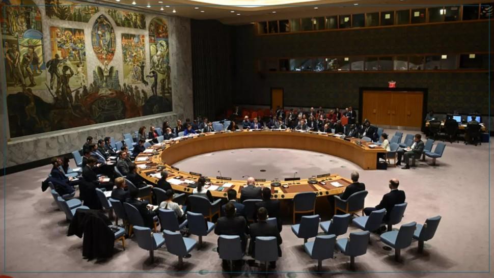 جلسة طارئة لمجلس الأمن لبحث الوضع في الكيان الصهيوني و قطاع غزة