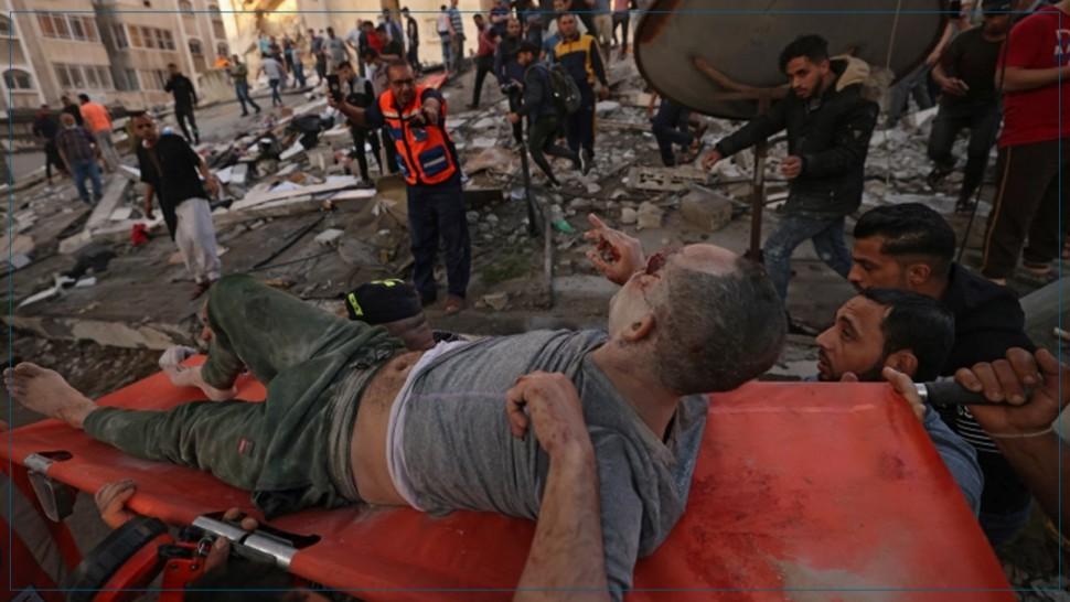 وزارة الصحة في غزة : 181 شهيدا بينهم 52 طفلا و31 امرأة