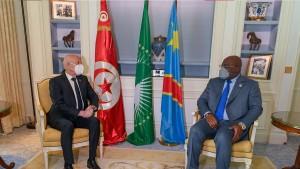رئيس الجمهورية يدعو إلى معالجة الأسباب العميقة لأزمات القارة الافريقية ومحاربة الإرهاب