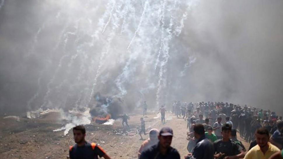 ارتفاع ضحايا غارات الاحتلال على قطاع غزة إلى 212 شهيدا