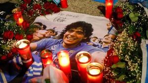وكالة فرانس براس  : أطباء مارادونا يواجهون تهمة القتل العمد