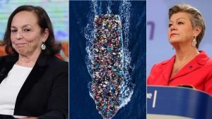 قرارات مرتقبة بشأن الهجرة ...وزيرة الداخلية الايطالية و المفوضة الأوروبية للشؤون الداخلية في زيارة الى  تونس