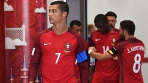 كريستيانو رونالدو يقود قائمة البرتغال في يورو 2020