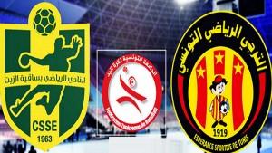 كرة اليد: النادي الرياضي بساقية الزيت ينهزم أمام الترجي