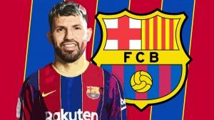 غوارديولا : أغويرو سينتقل الى برشلونة