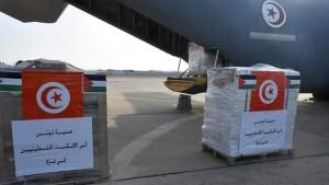 مساعدات غزة