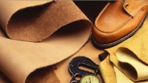 صناعة الجلود والاحذية