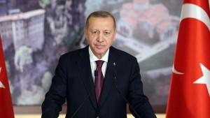 أردوغان يدعو إلى تأسيس شبكة تواصل دولية لمكافحة معاداة الإسلام