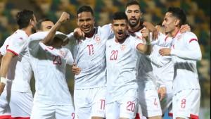 قائمة المنتخب الوطني التونسي لكرة القدم