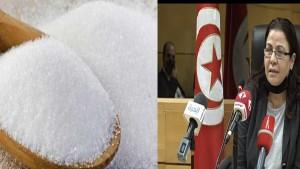 المديرة العامة للمنافسة والأبحاث الاقتصادية: هذه أسباب الترفيع في سعر السكر الموجّه للاستهلاك العائلي