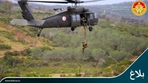 """انطلاق تمرين """"الأسد الإفريقي 21"""" بمشاركة 400 عسكري تونسي و64 عسكري أمريكي"""