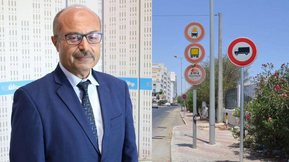 بلدية صفاقس : الأمن لم يتفاعل إيجابيا مع قرار منع مرور الشاحنات وسط المدينة
