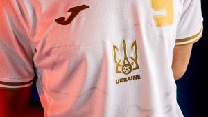 روسيا تحتج على قميص المنتخب الأوكراني بسبب السياسة