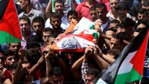 فلسطين ، الكيان الصهيوني ، استشهاد