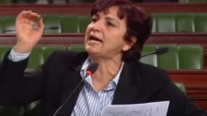 سامية عبو: يجب اسقاط الحكومة واعلان الحداد على الدولة