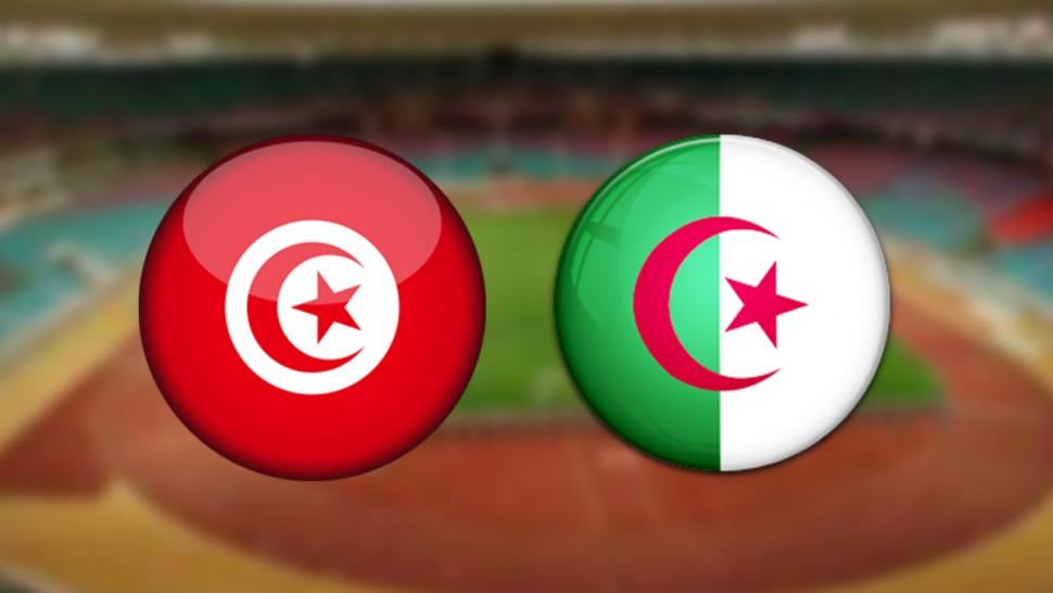 حكم مصري لإدارة مباراة تونس والجزائر