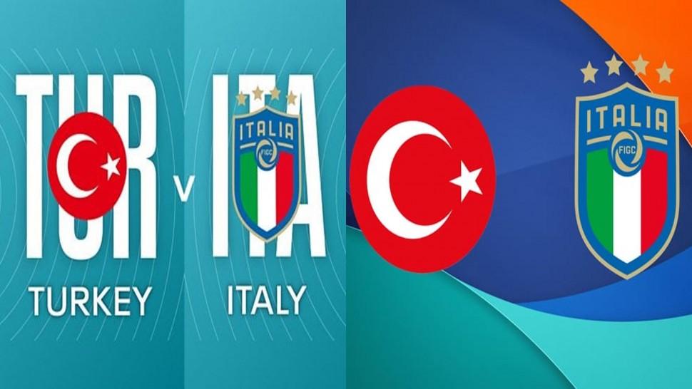 يورو 2020: التشكيلتان الأساسيتان للمنتخبين الايطالي والتركي