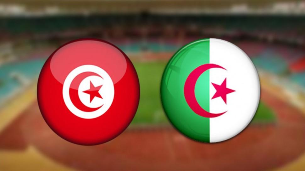 التشكيلة الأساسية للمنتخب الجزائري في مواجهة المنتخب التونسي