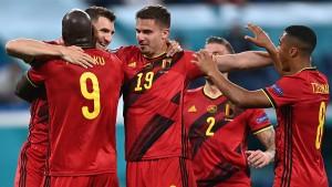 يورو 2020 : لوكاكو يقود بلجيكا لفوز عريض على روسيا
