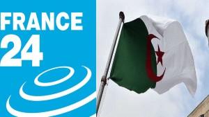 الجزائر تسحب رسميا اعتماد قناة فرانس 24 في البلاد