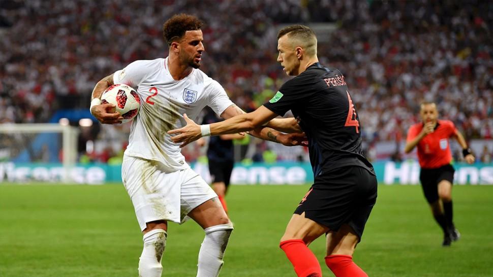 يورو 2020 : مواجهة كبيرة بين إنجلترا و كرواتيا