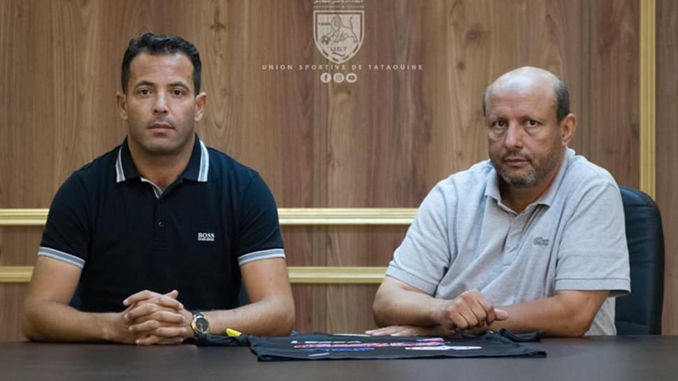 محمد علي المعالج مدربا جديدا لإتحاد تطاوين