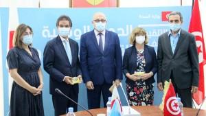 تونس تتسلّم هبة يابانية جديدة لدعم سلسلة التبريد المتعلقة بلقاحات كورونا