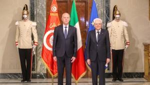 ايطاليا تخصّص أكثر من 600 مليار لتمويل مشاريع تنموية و اقتصادية في تونس