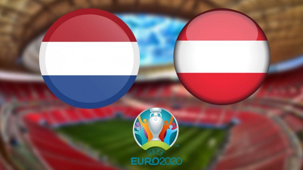 يورو 2020: التشكيلة الرسمية لمباراة هولندا والنمسا