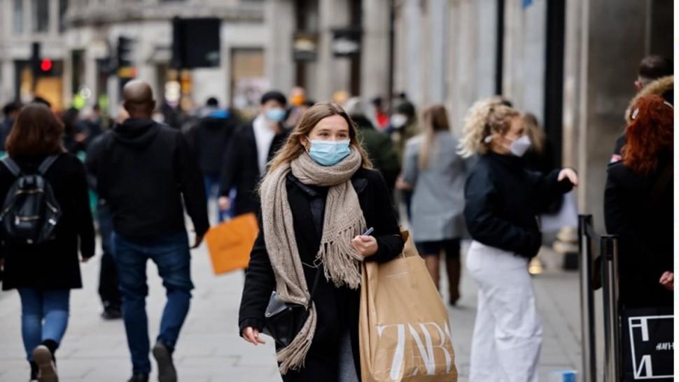 بريطانيا تسجّل حصيلة قياسية بإصابات كورونا منذ أربعة أشهر