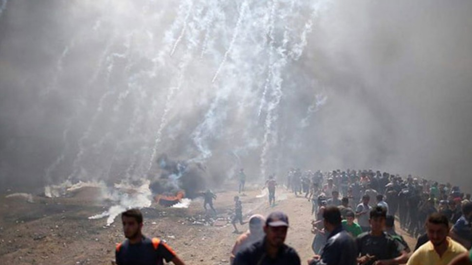 الاحتلال الصهيوني يشنّ غارات على غزة