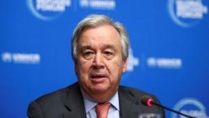 الأمم المتحدة تعين أنطونيو غوتيريش أمينا عاما لولاية جديدة مدتها 5 سنوات