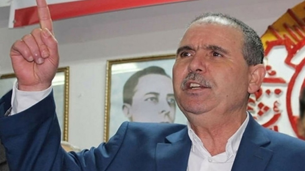قيس سعيد  ، نور الدين الطبوبي ، اتحاد الشغل
