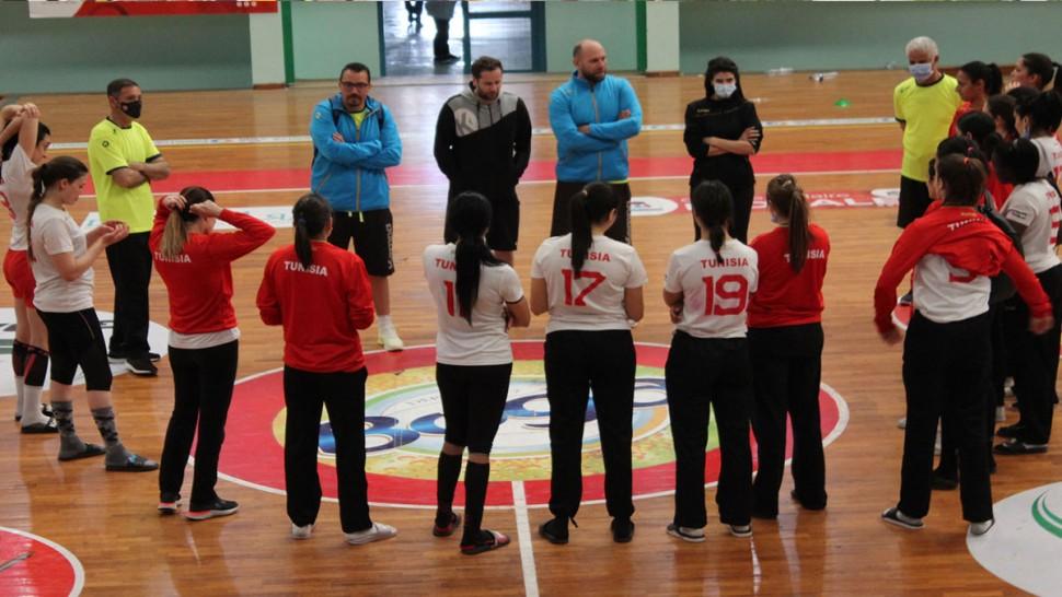كأس افريقيا لكرة اليد: المنتخب التونسي للسيدات ينهي مشاركته في المركز الثالث