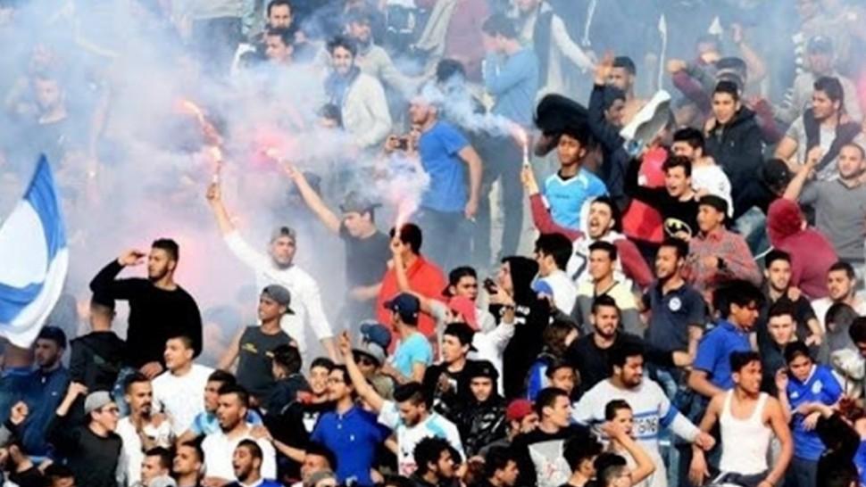 مواجهات بين قوات الأمن وجماهير النادي الأولمبي للنقل