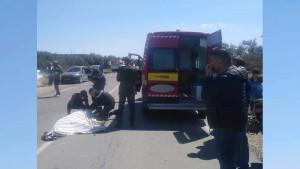 15 قتيلا و 28 جريحا نتيجة حوادث المرور نهاية الأسبوع المنقضي