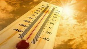درجات حرارة