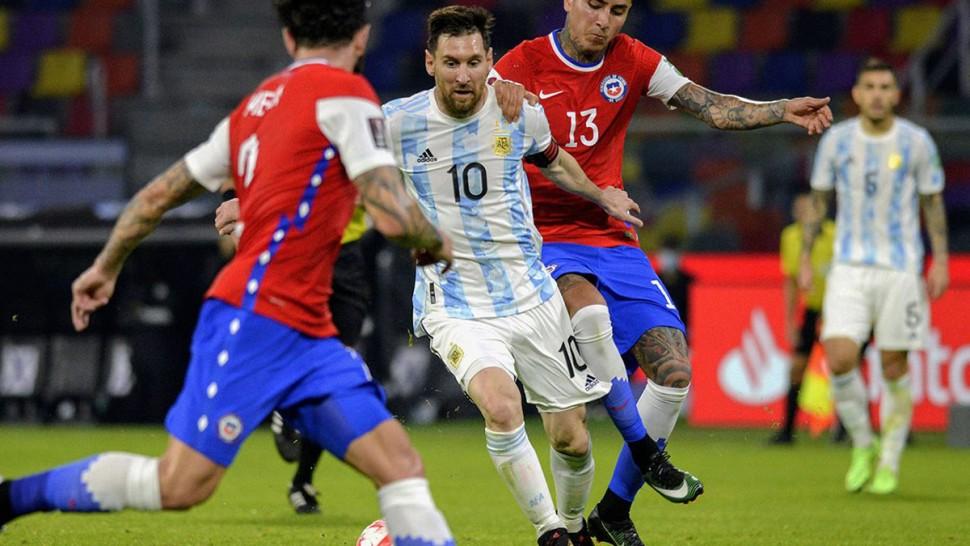 كوبا أمريكا : شكوك حول مشاركة ميسي في مباراة الأرجنتين و الباراغواي