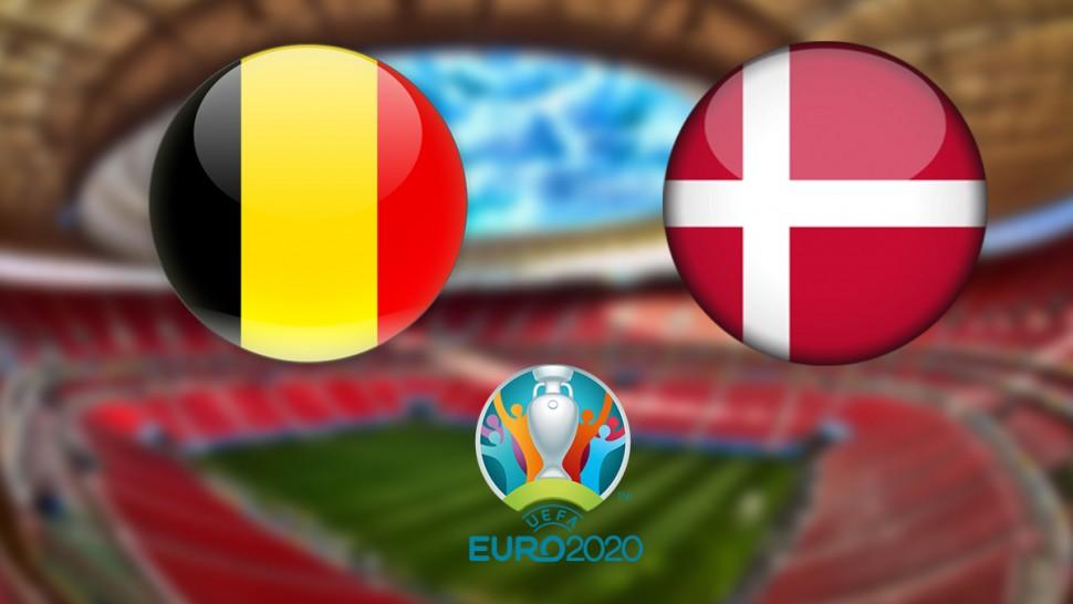 يورو 2020 : بلجيكا و الدنمارك في ثمن النهائي